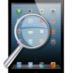 Диагностика IPad Apple